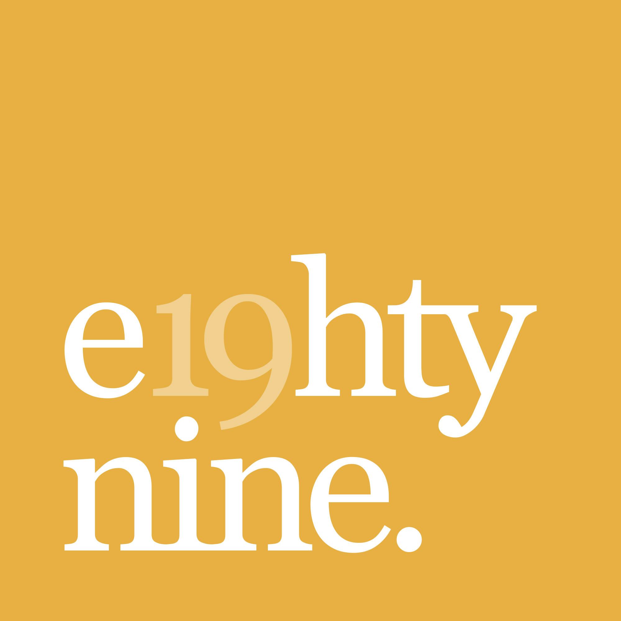 19Eightnine >