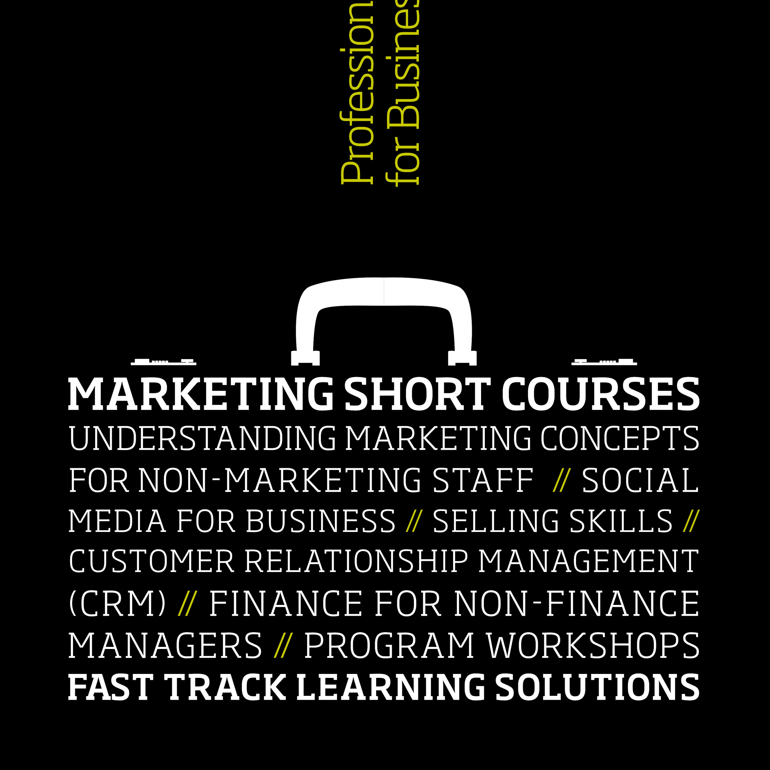 TAFE SA // Marketing Courses Booklet