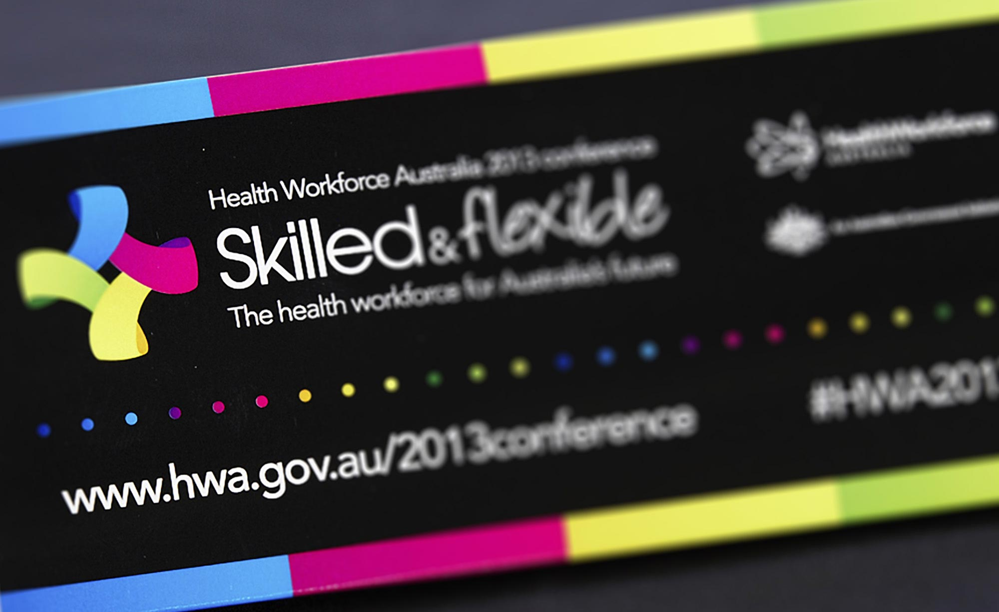 Health Workforce Australia // Event & Conference Design