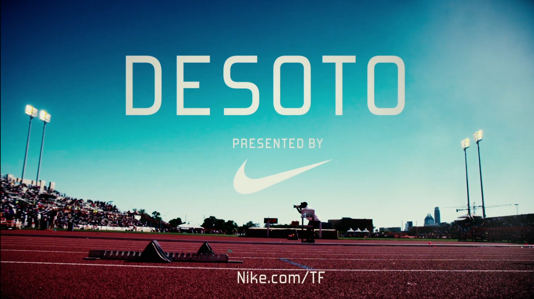 DESOTO - Episode 1   Four-part series produced for Nike
