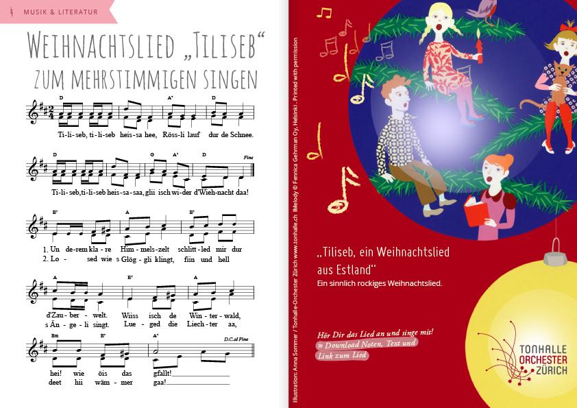Tonhalle Orchester Zuerich