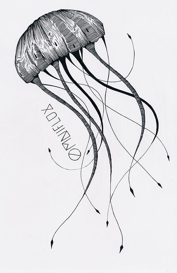 Loner Jellyfish