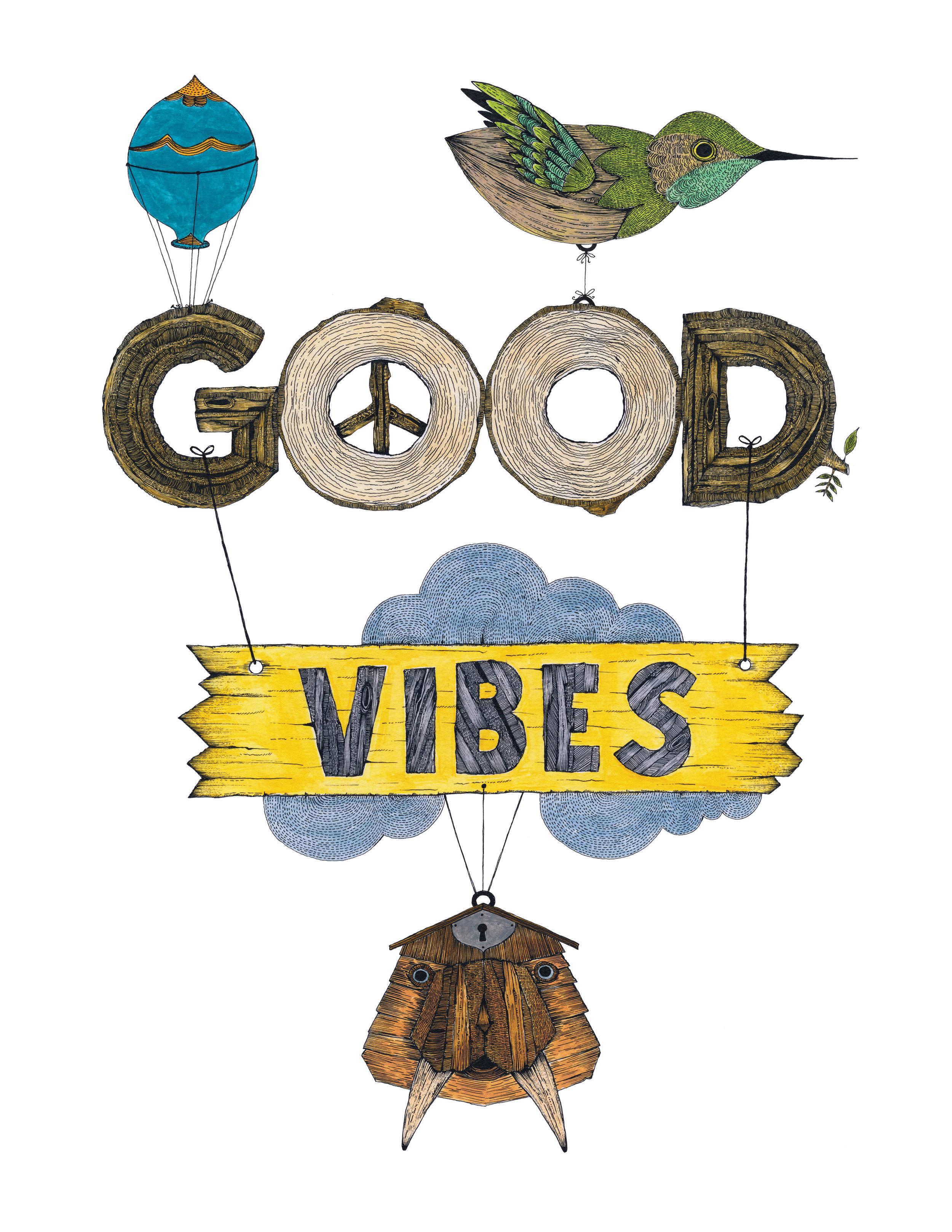 Good Vibes, A Head