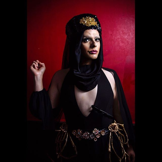 """The Queen of Thorns: Lady Olenna of House Tyrell 🌼 for UCB Bad Drag Race 5.17.19 - """"Gag of Thrones"""" • Thank you so much @ozzymo and @manoagapion for having me. I had a blast 💋 📷: @jjkoester"""