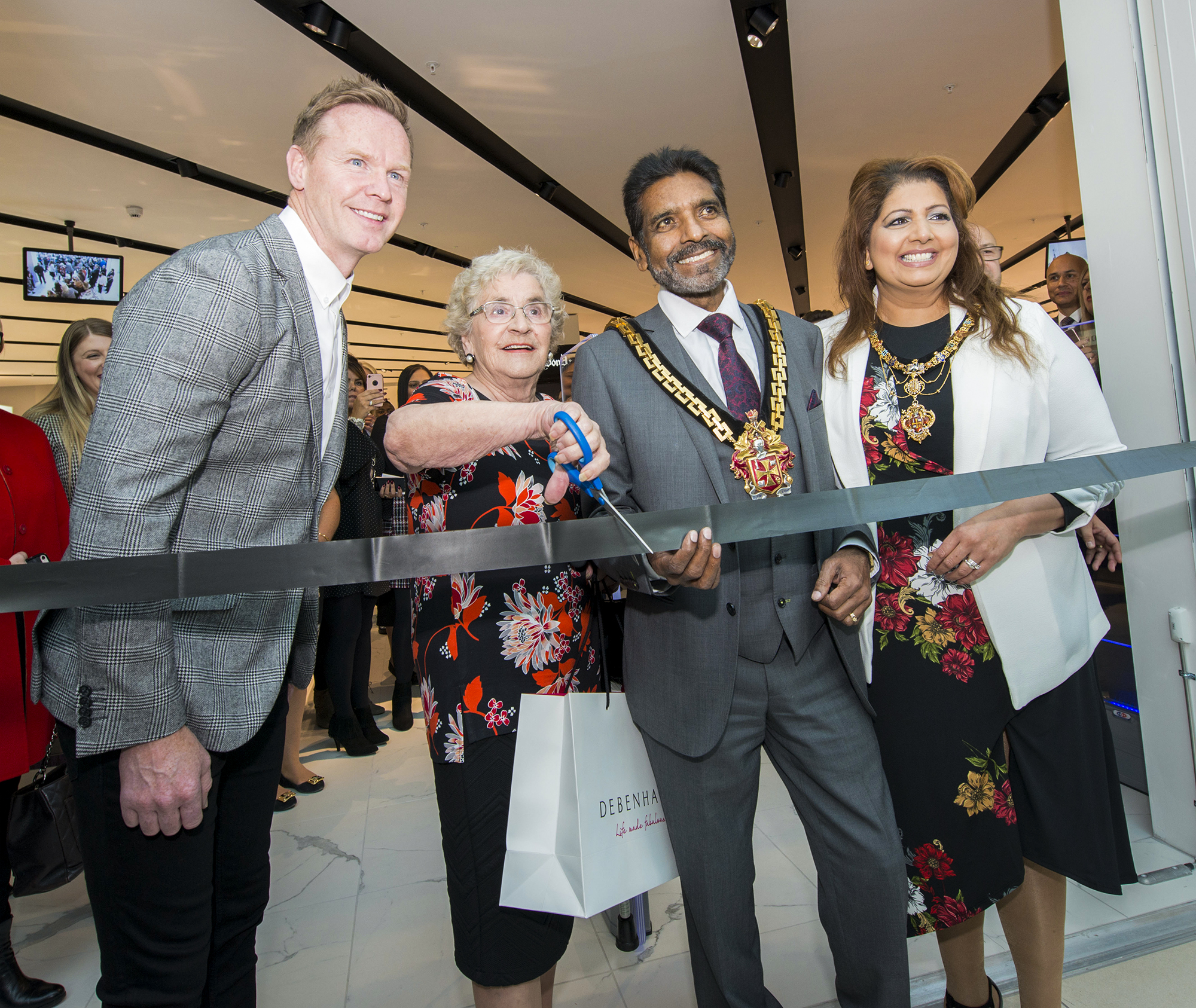 (From left) Jody Craddock, Ann Guest and Mayor and Mayoress of the City of Wolverhampton2.jpg
