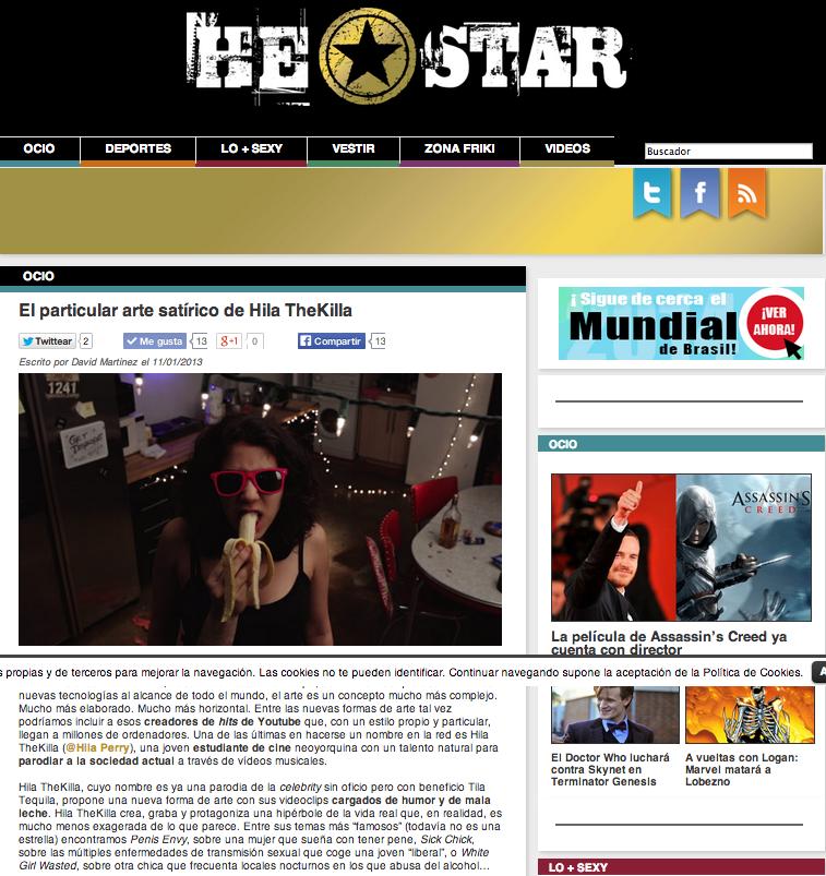 El particular arte satírico de Hila TheKilla   Hestar - La revista online para el hombre actual.png