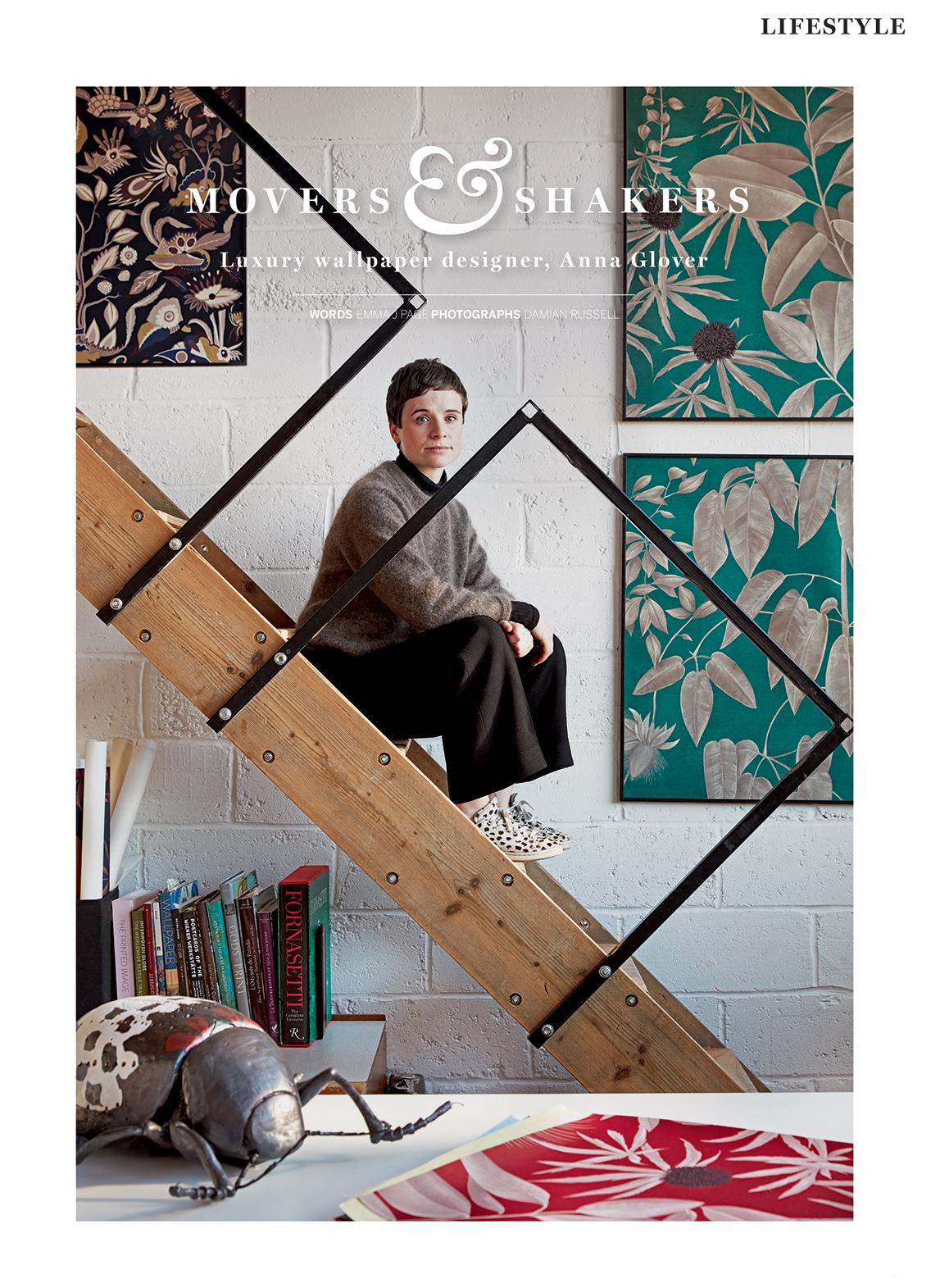 Homes &  Gardens Magazine   April 2019