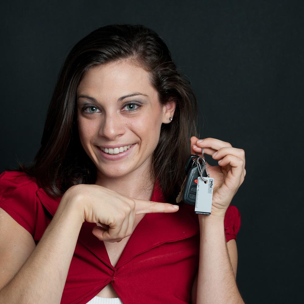 Keychain Card