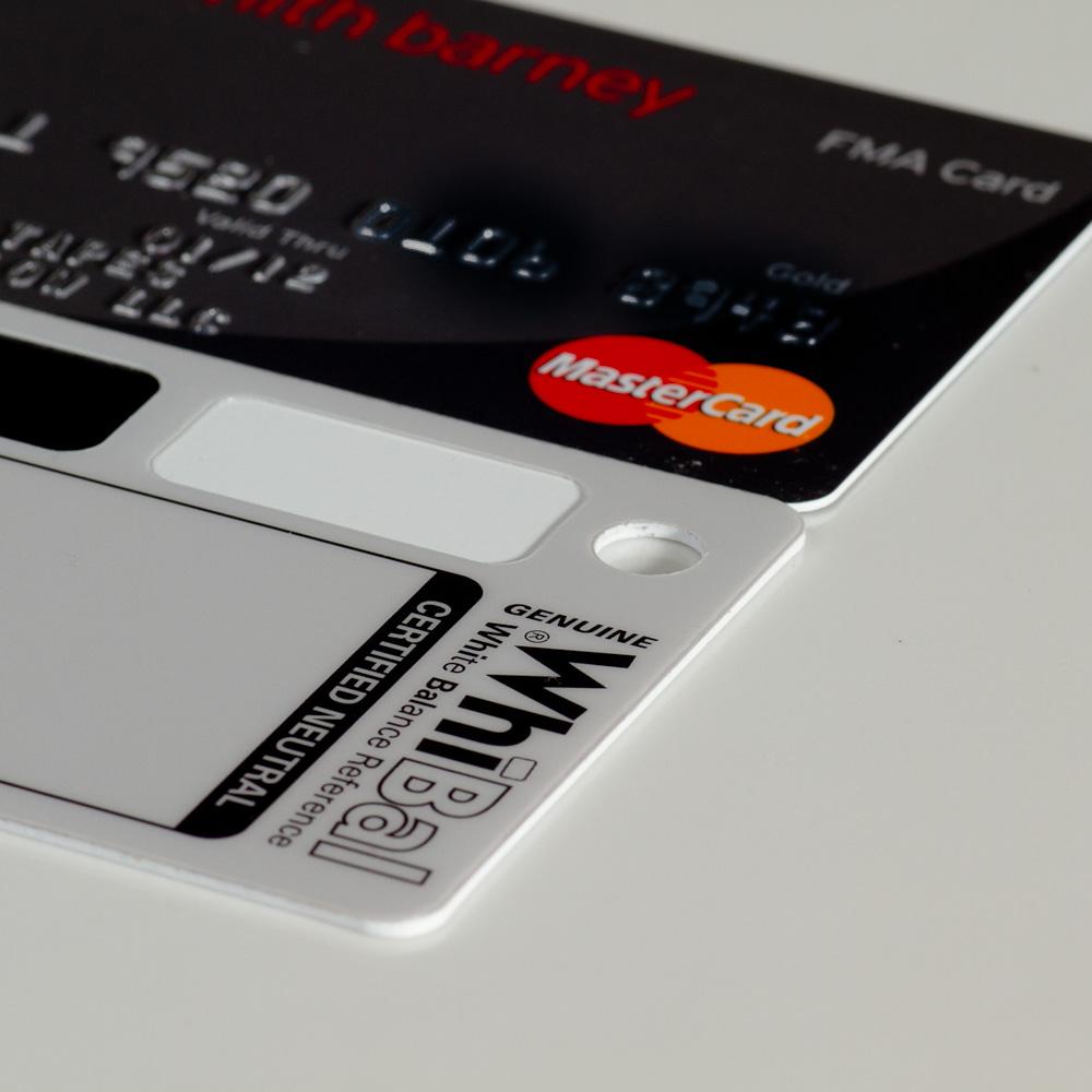 Pocket Version same size as credit card