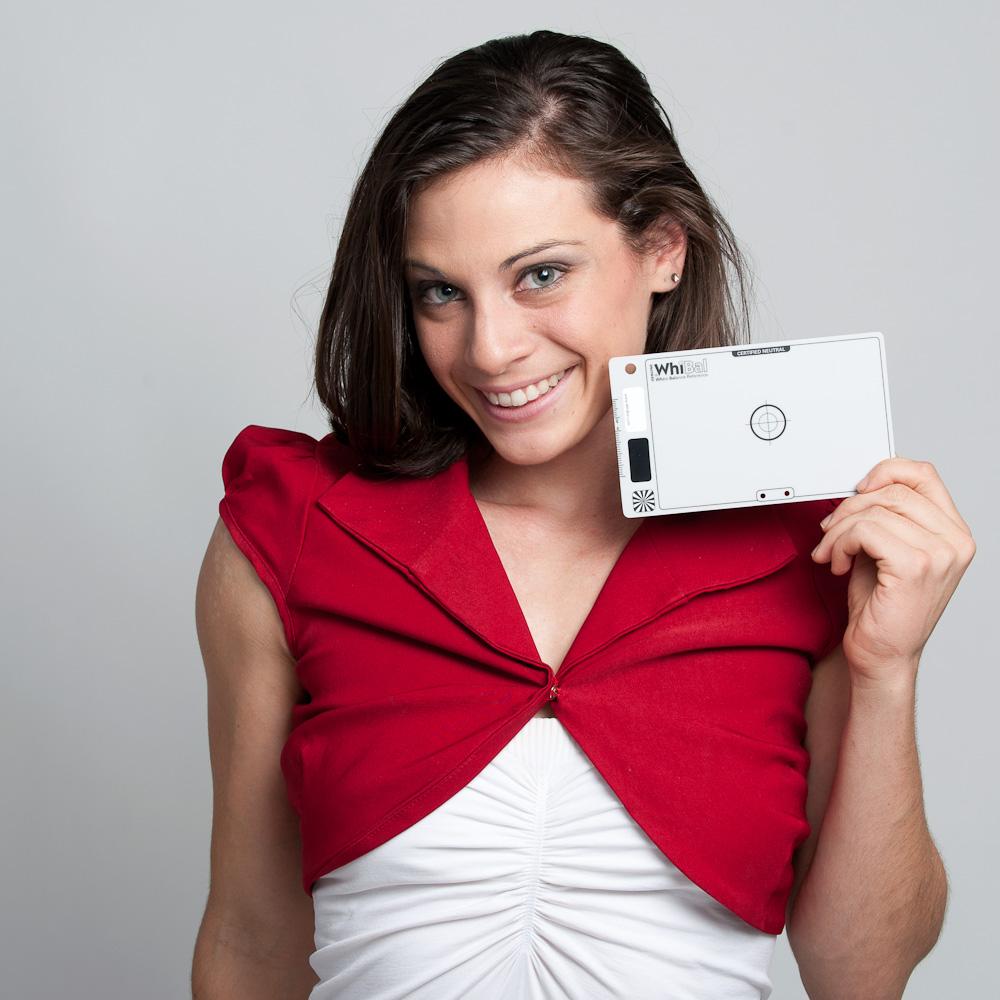 WhiBal Studio Card & Kit