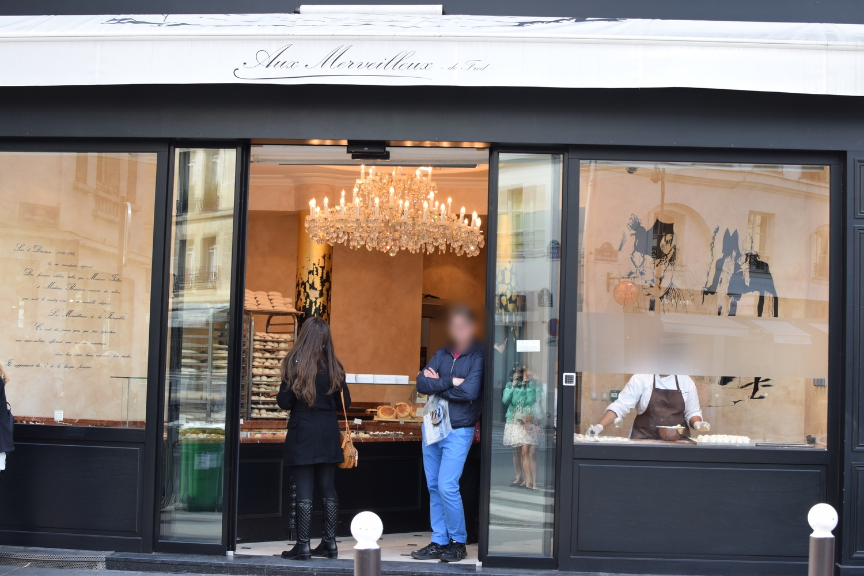 Aux Merveilleu de Fred, 94 Rue Saint-Dominique, Paris