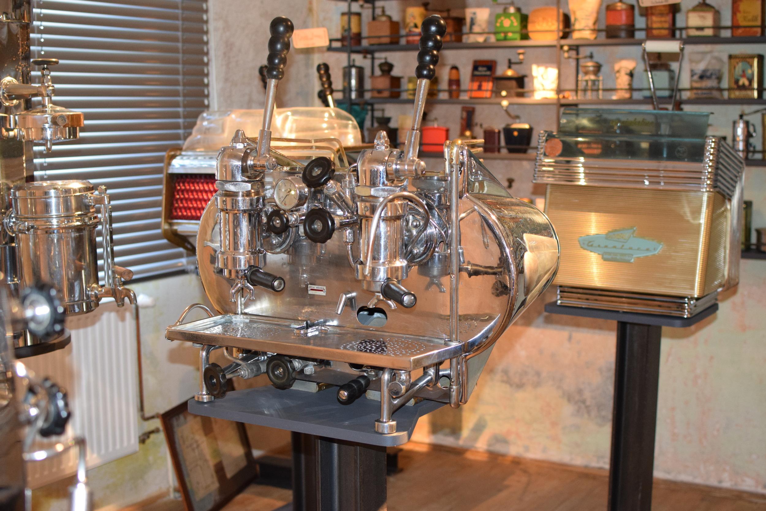 muzeum kávovarů