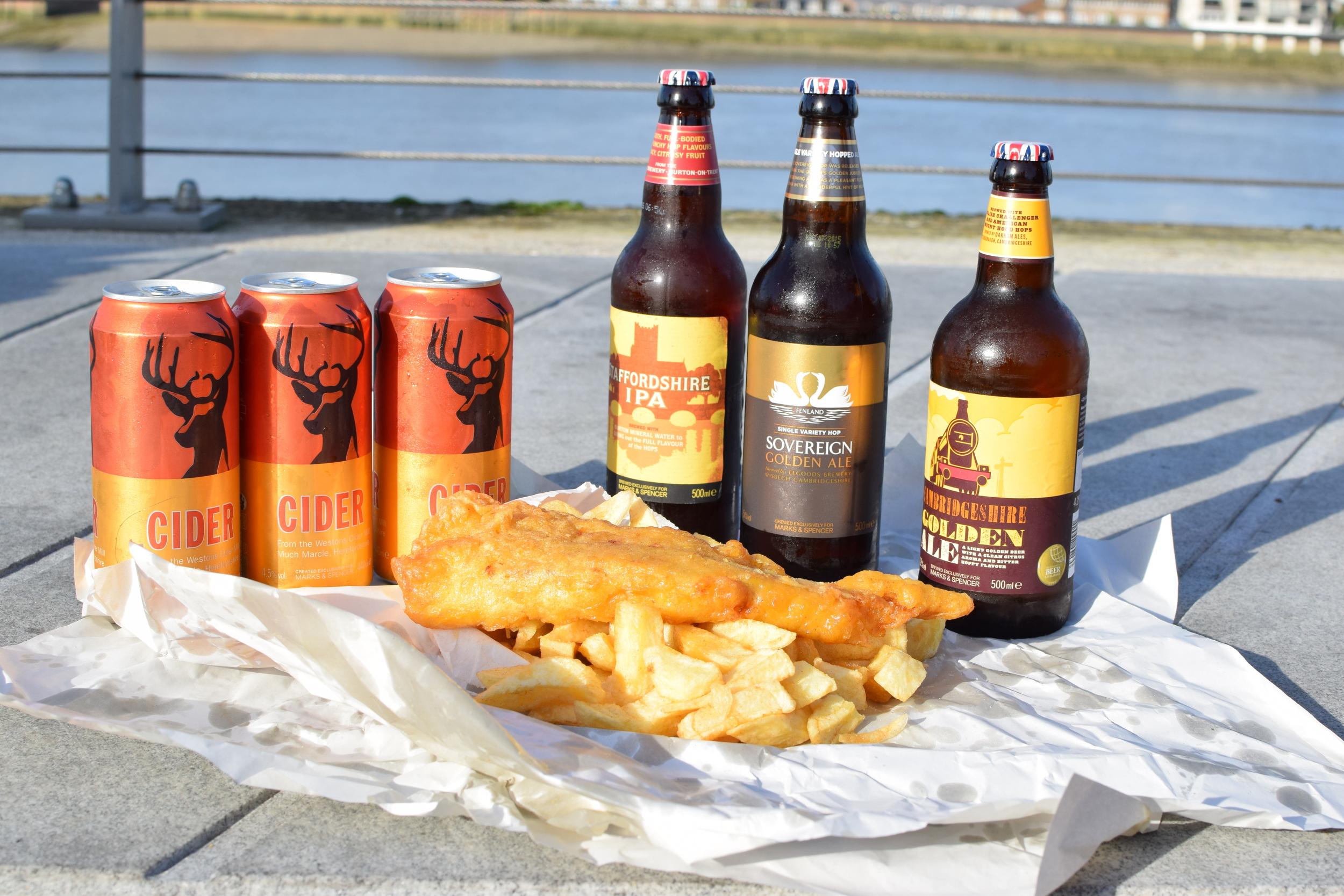 slavné fish & chips