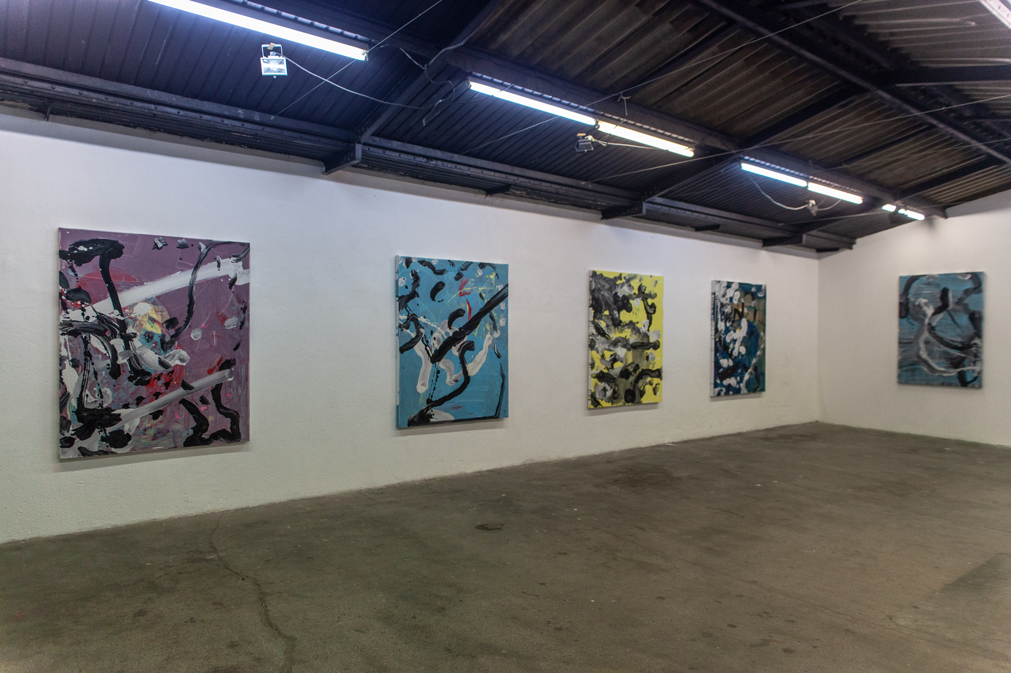 Atelier Seruse, Marseille 2019.