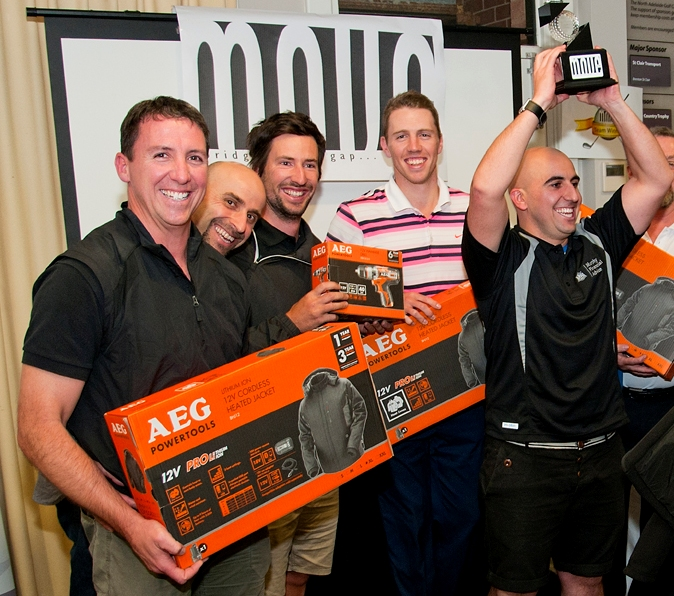 Winning Team -   - AEG Sponsor 2014.jpg