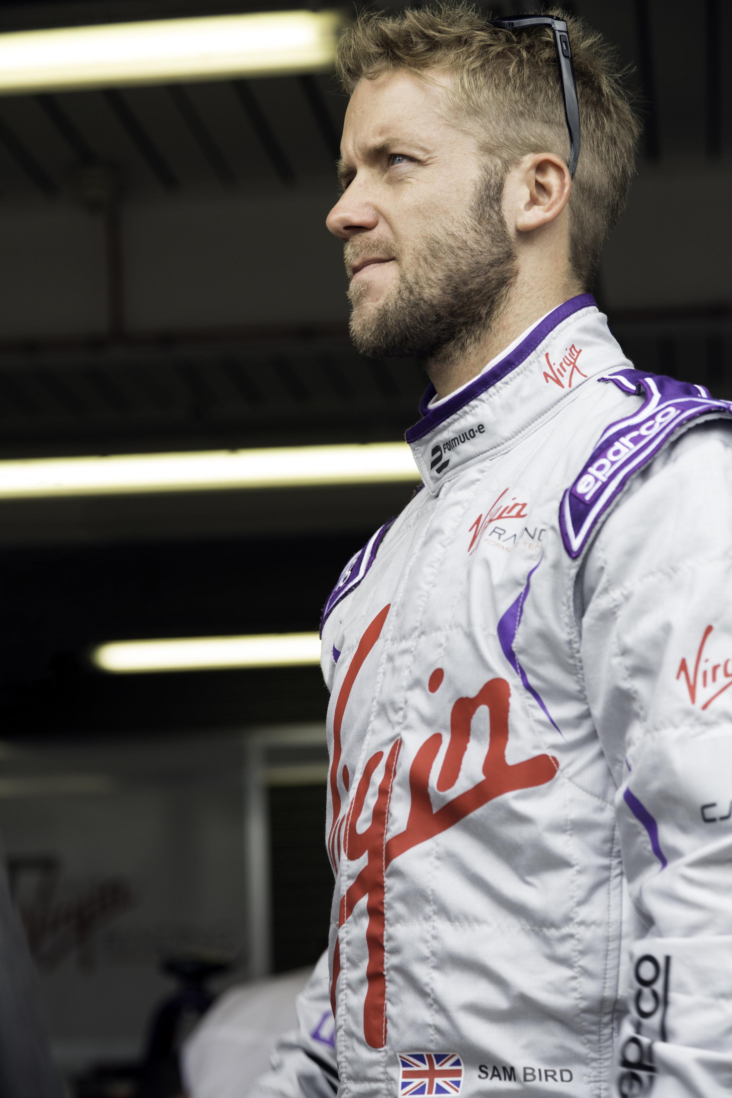 Sam Bird - Formula-e Racing Driver