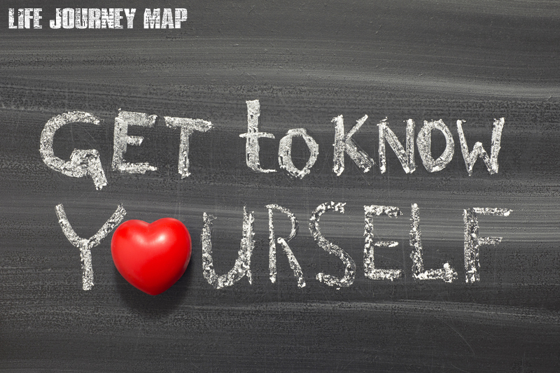 Know thyself is the first step on this journey.