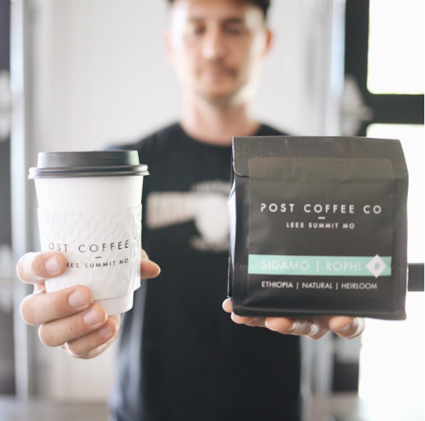 Did you know... - that you can have freshly roasted Post Coffee sent straight to your door, or the door of someone you love? You're one click away from never running out of liquid goodness.