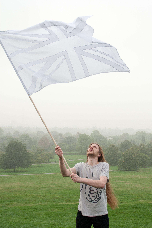 British Flag of Peace.