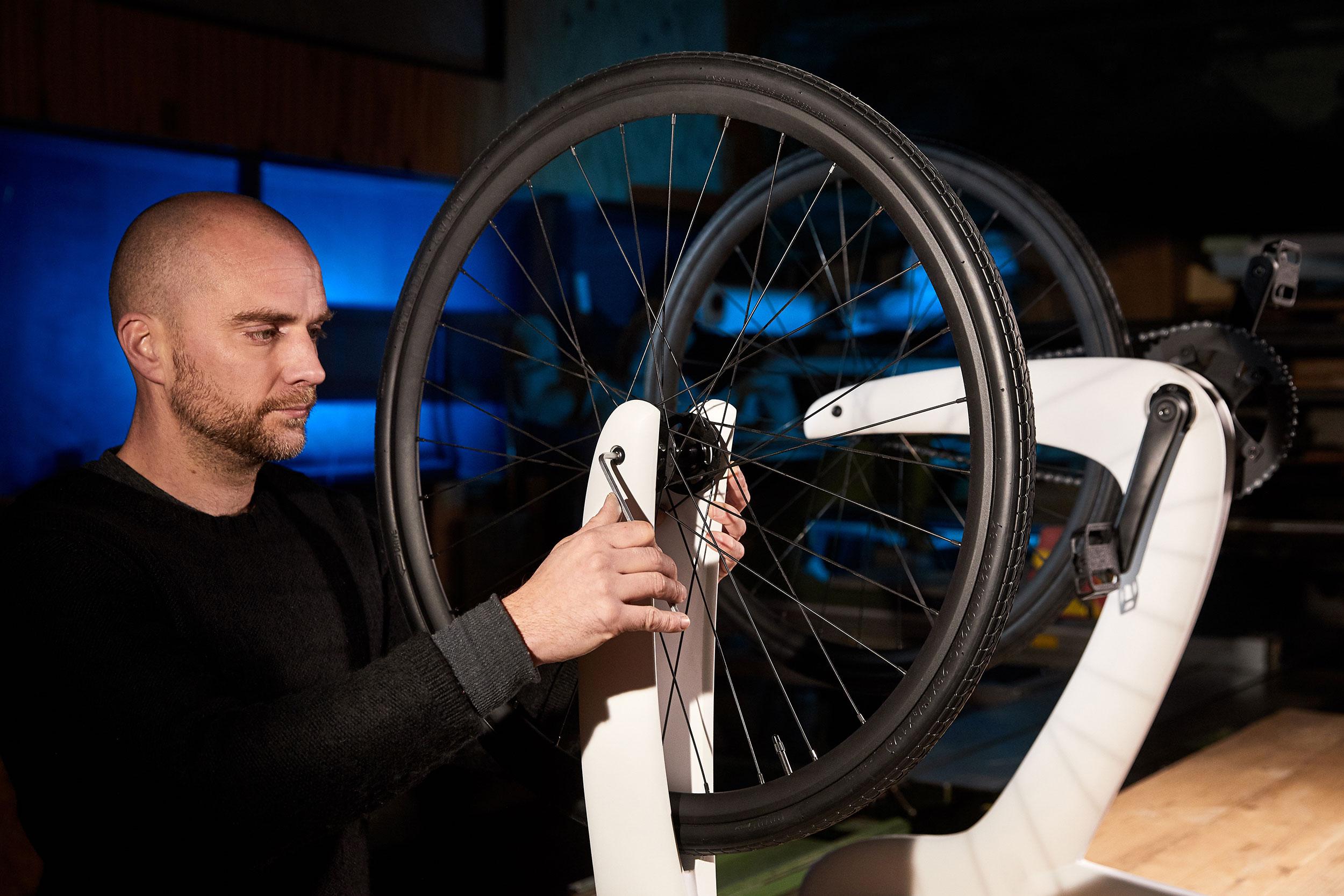Making of The Pi Bike