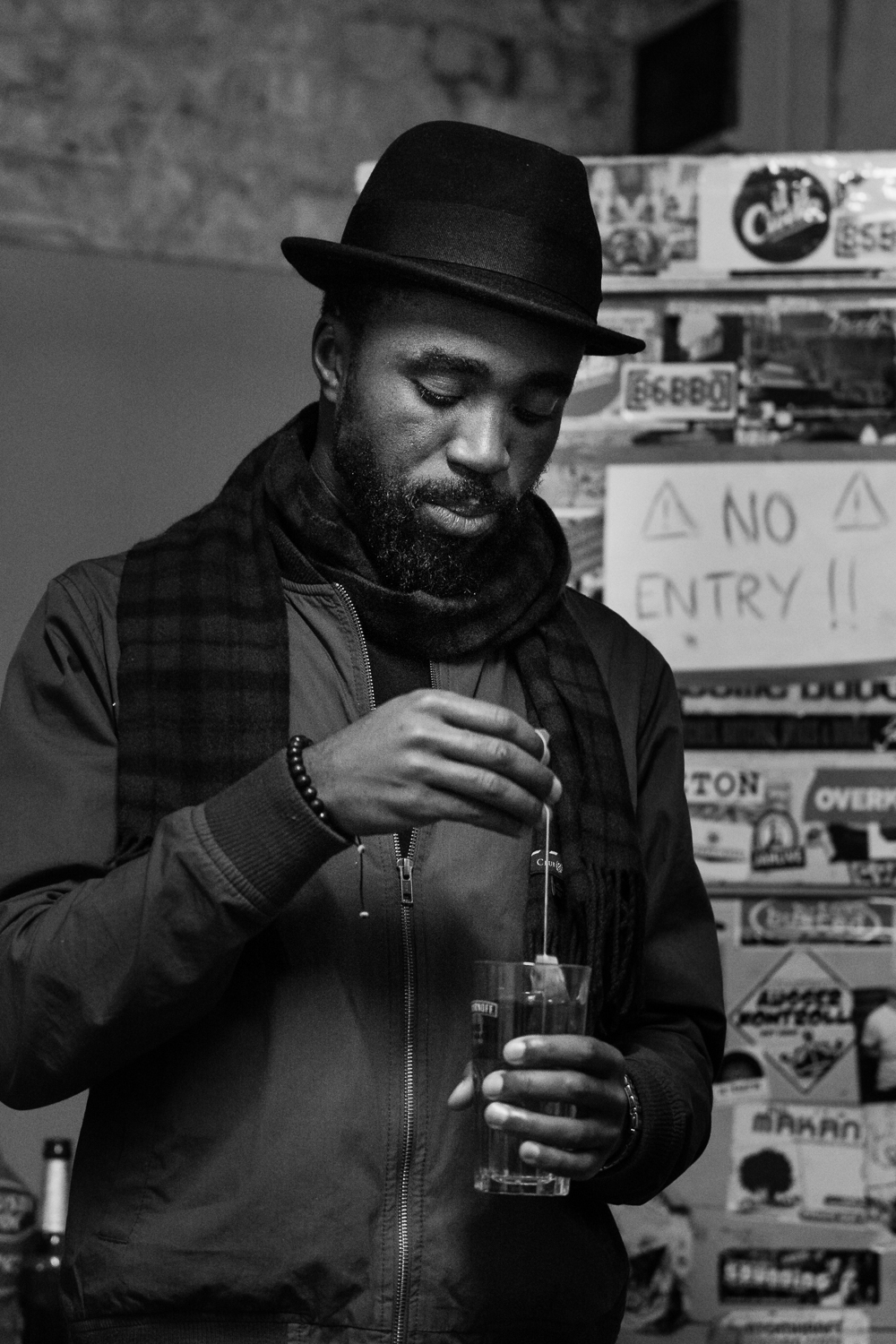 The Skatalites backstage at YAAM Berlin in April 2014_by Philipp