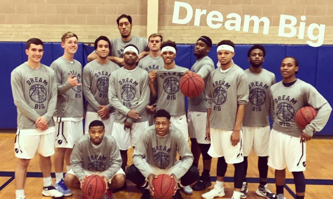 The Manhattan Christian College Thunder helping us spread the word about autism & bullying! We appreciate your help. DREAM BIG!
