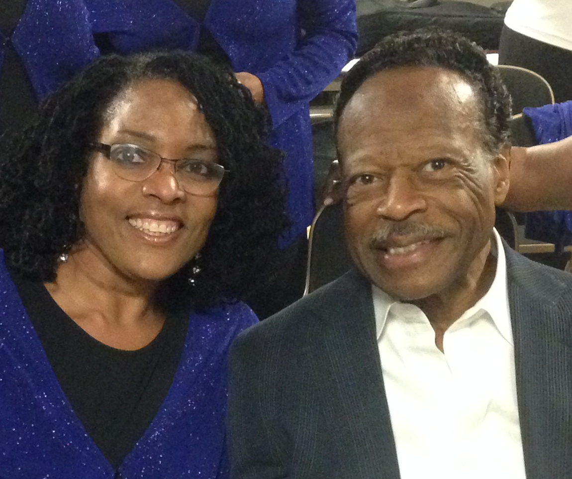 What an honor to share the Kennedy Center stage with the legendary Dr. Edwin Hawkins!
