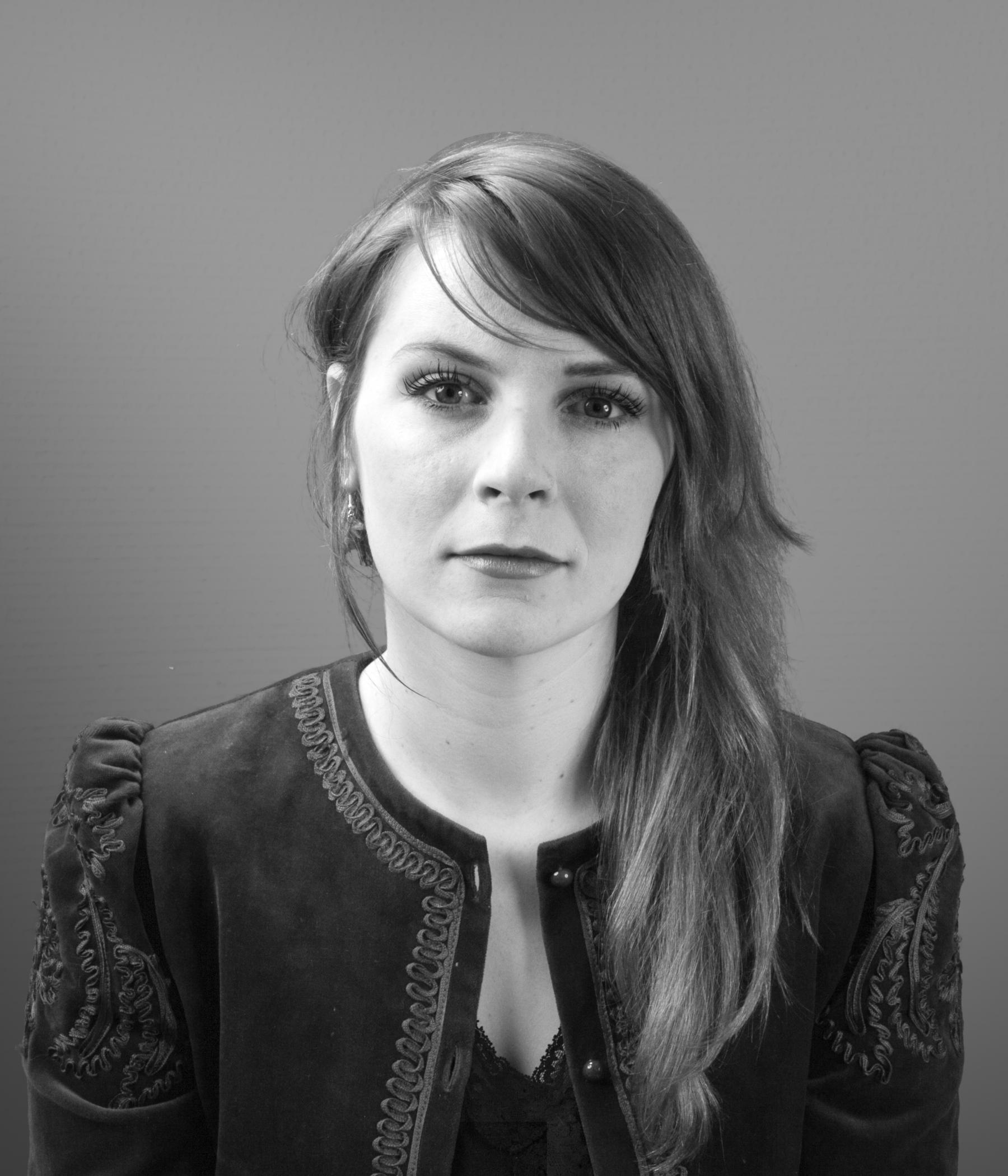 Portrait,Lauren.