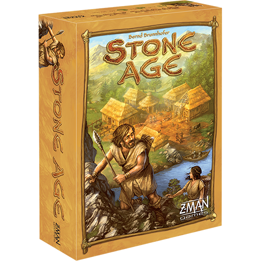 Stone Age - Beautiful game with an immersive theme. Great introduction to worker placement. Yet still hits the table before more immersive WP.