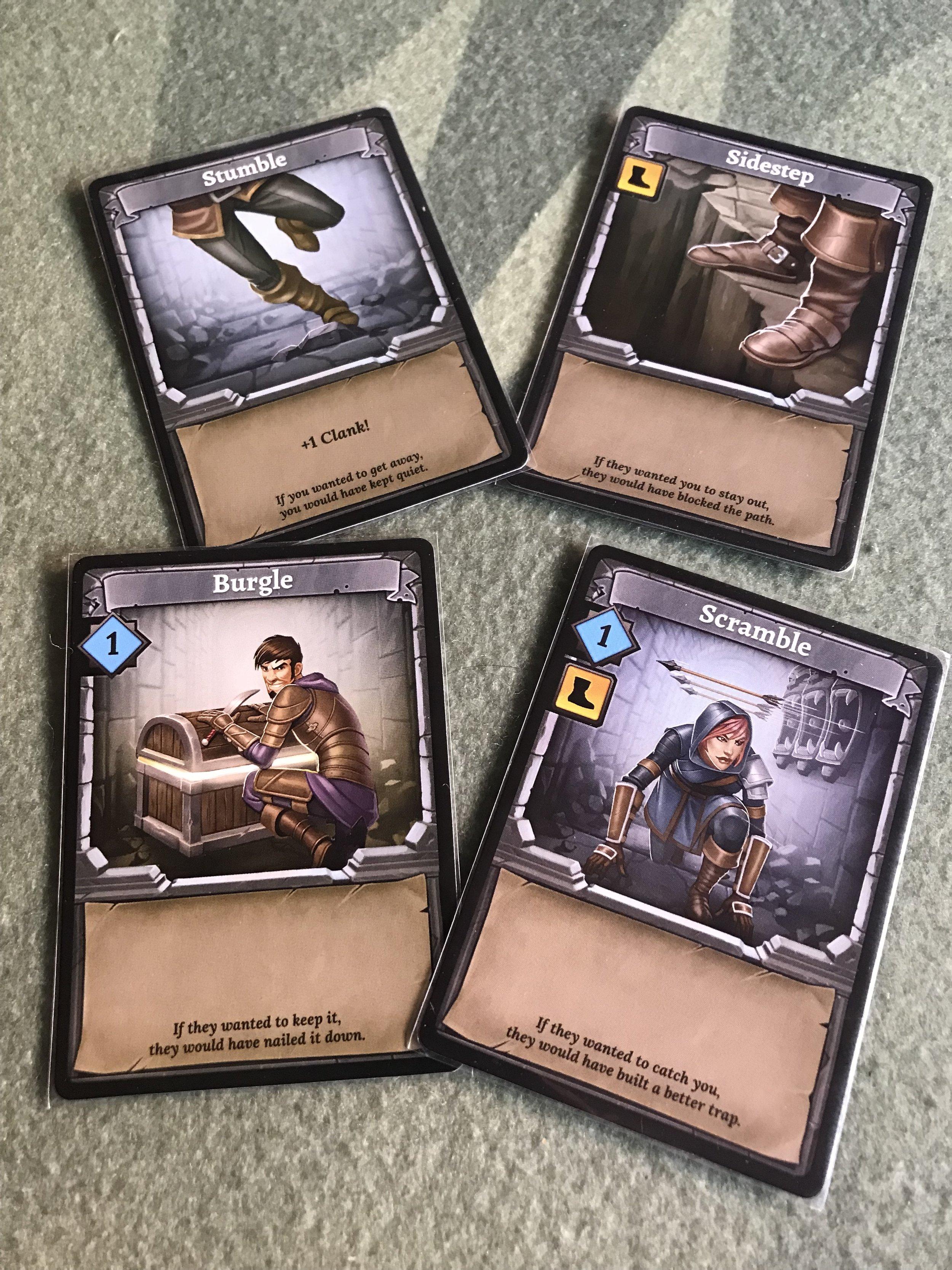 Starter Cards