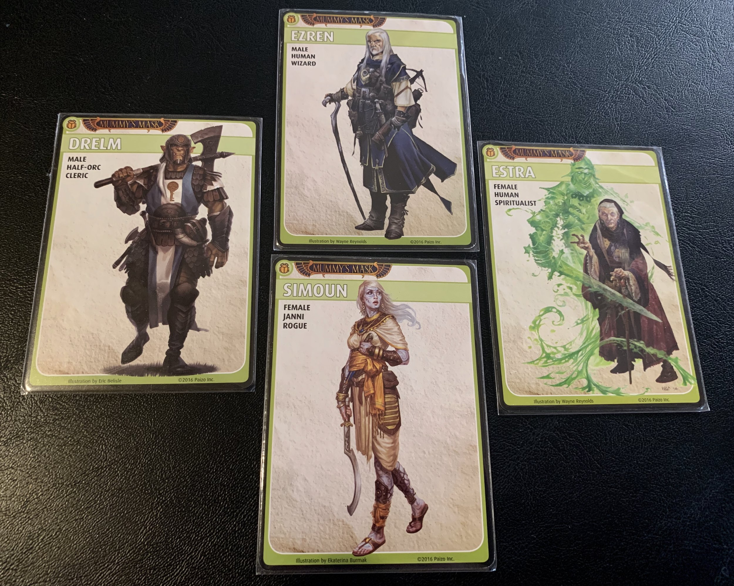Path of Most Resistance--A Single-Take Review of Pathfinder
