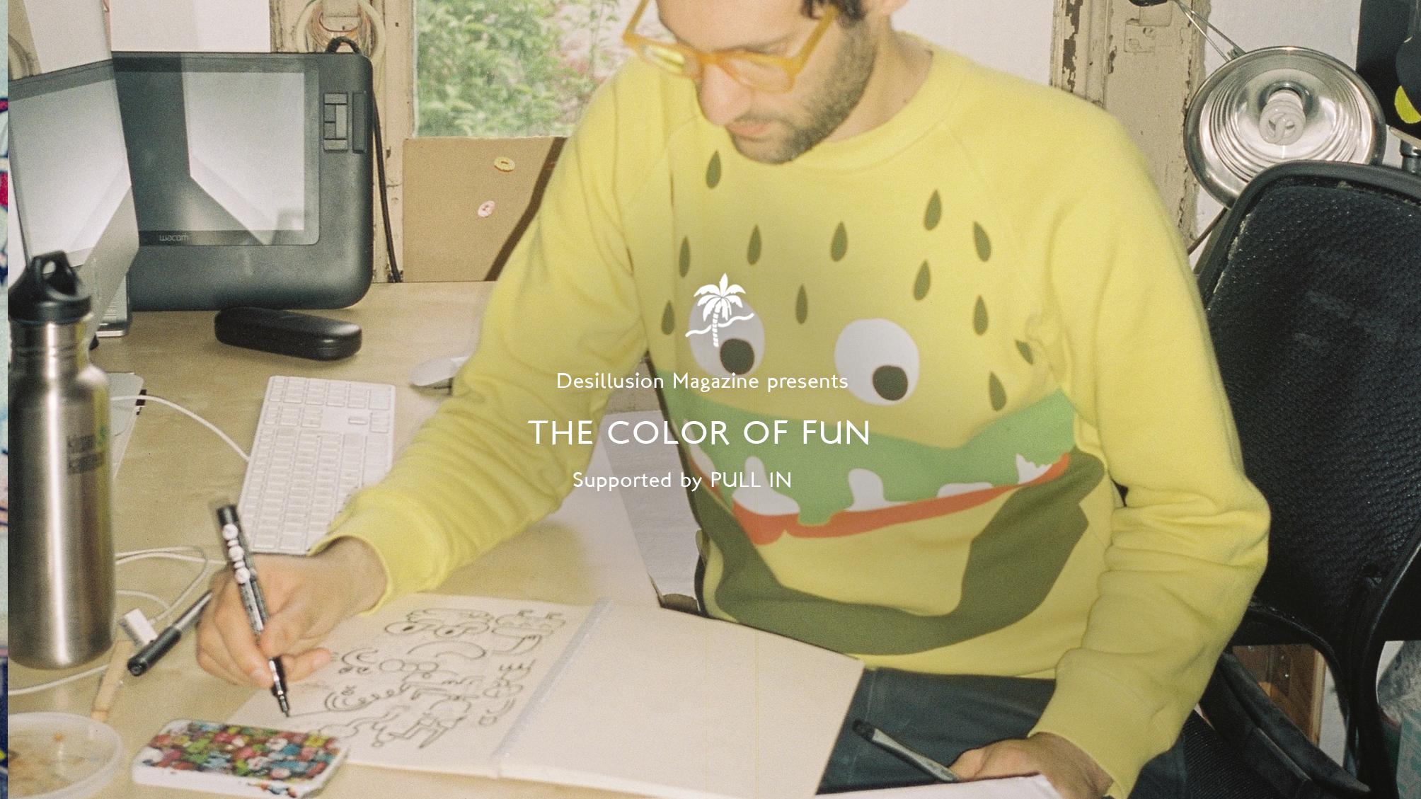 Color of Fun