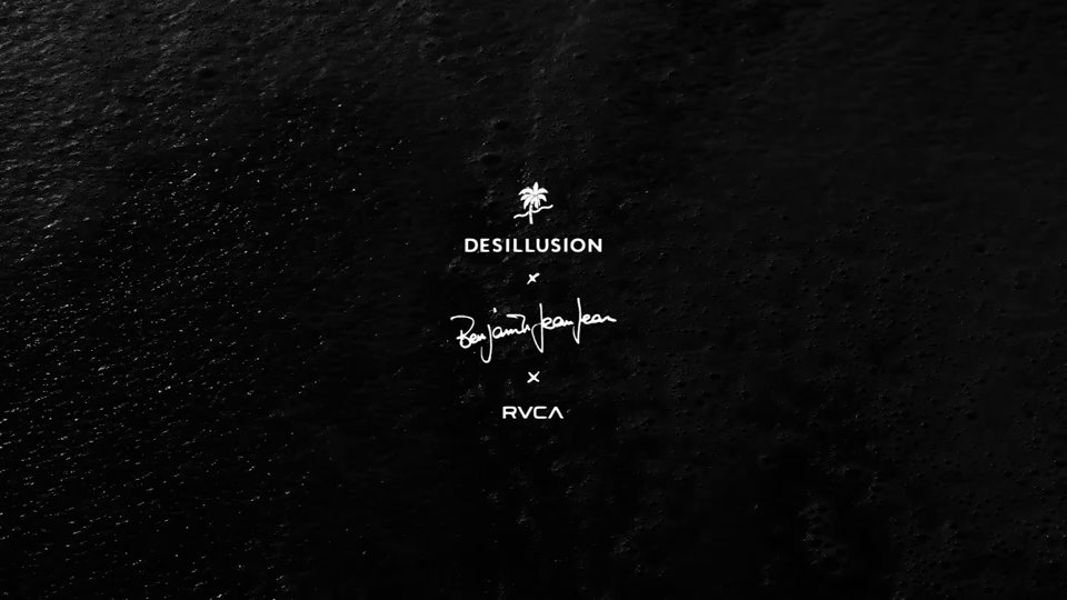 Desillusion X Benjamin JeanJean X RVCA