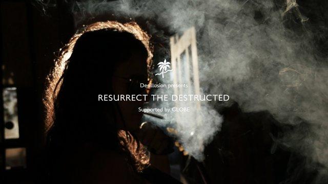 Resurrect the destructed