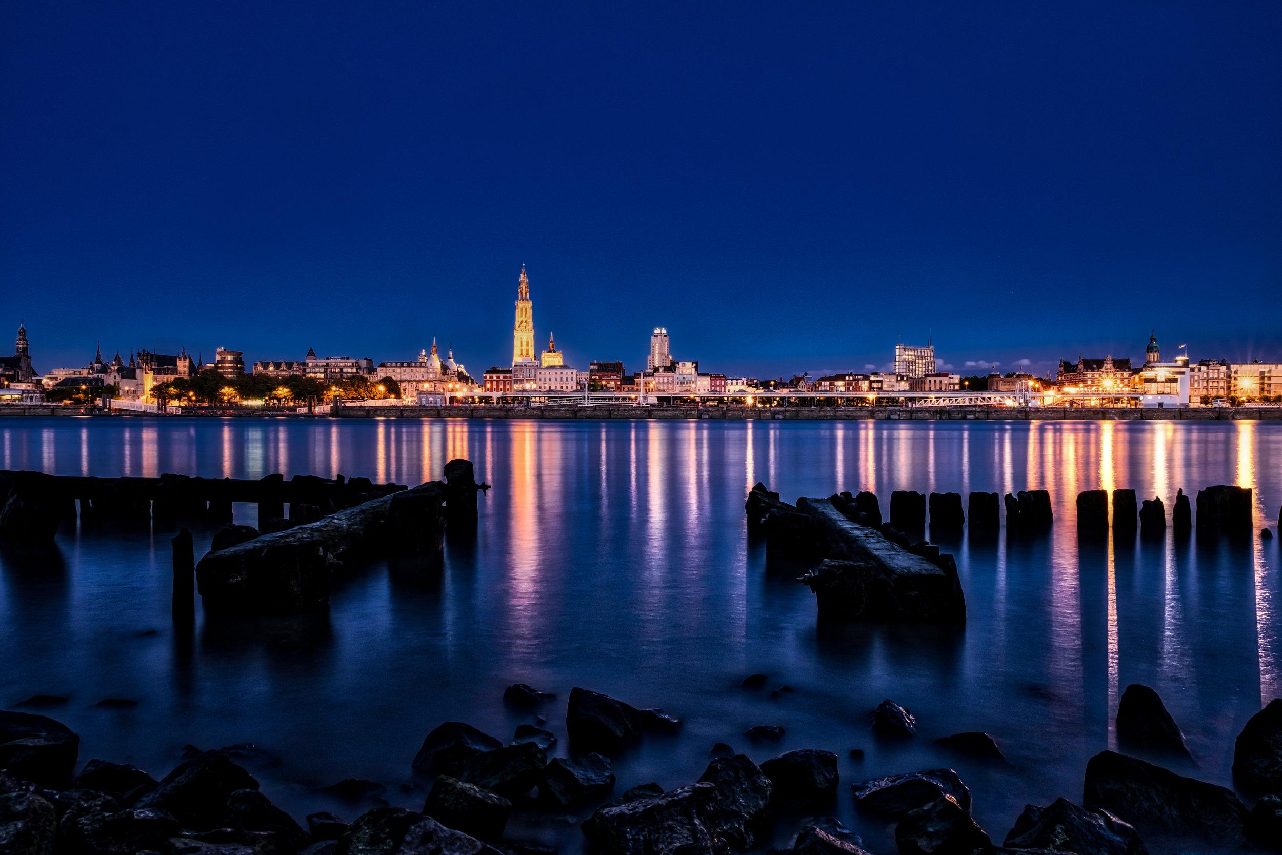 Antwerpen - Mijn Liefde voor …