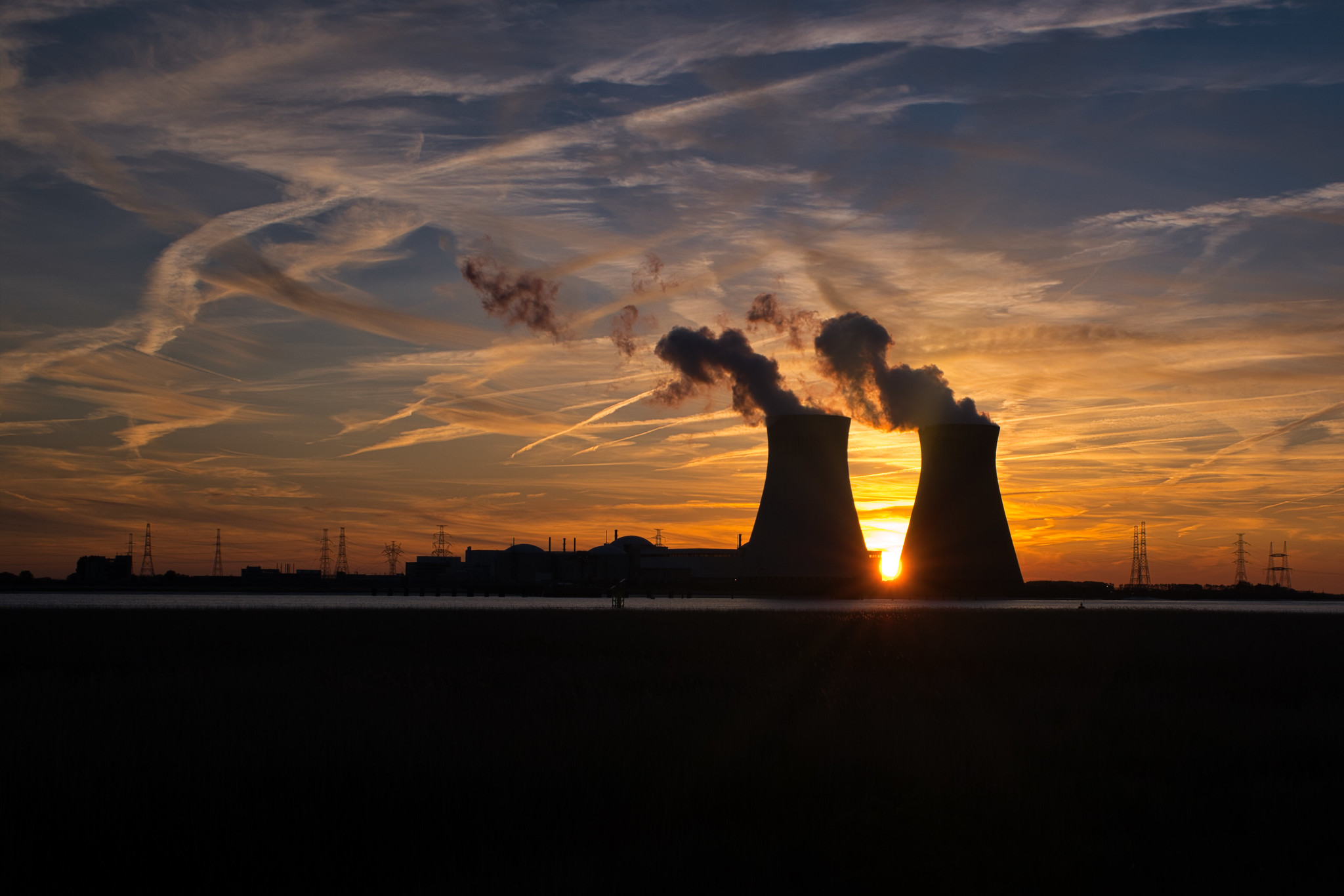 Nuclear Silhouette