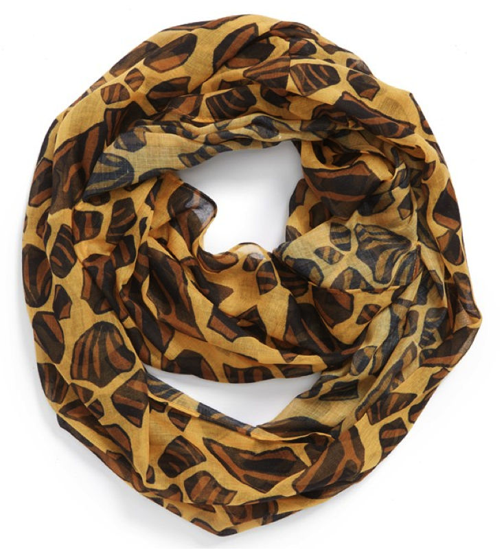 Click here to shop Leopard Geckos Infinity Scarf!