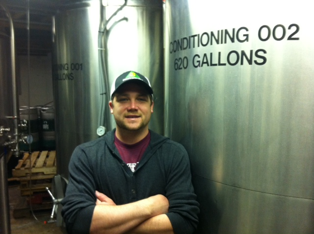 Ryan Richards, Co-Founder, VP, Brewmaster