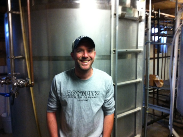 Chris Collier, Head Brewmaster