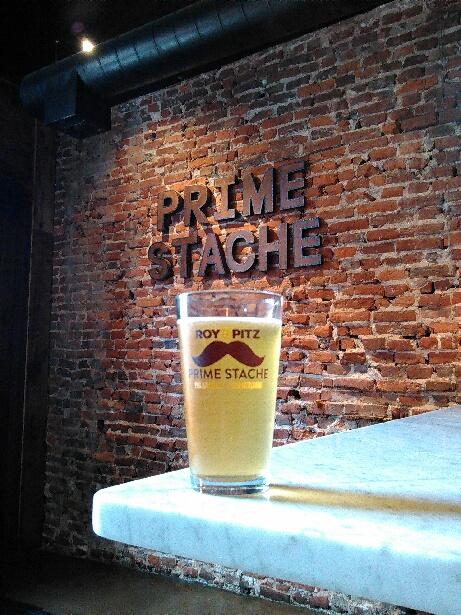 New pint glasses for our buddies over at the    Prime Stache   .  Go get your Stache wet with a Prime Stache Lager at 110 Chestnut St. Philadelphia.