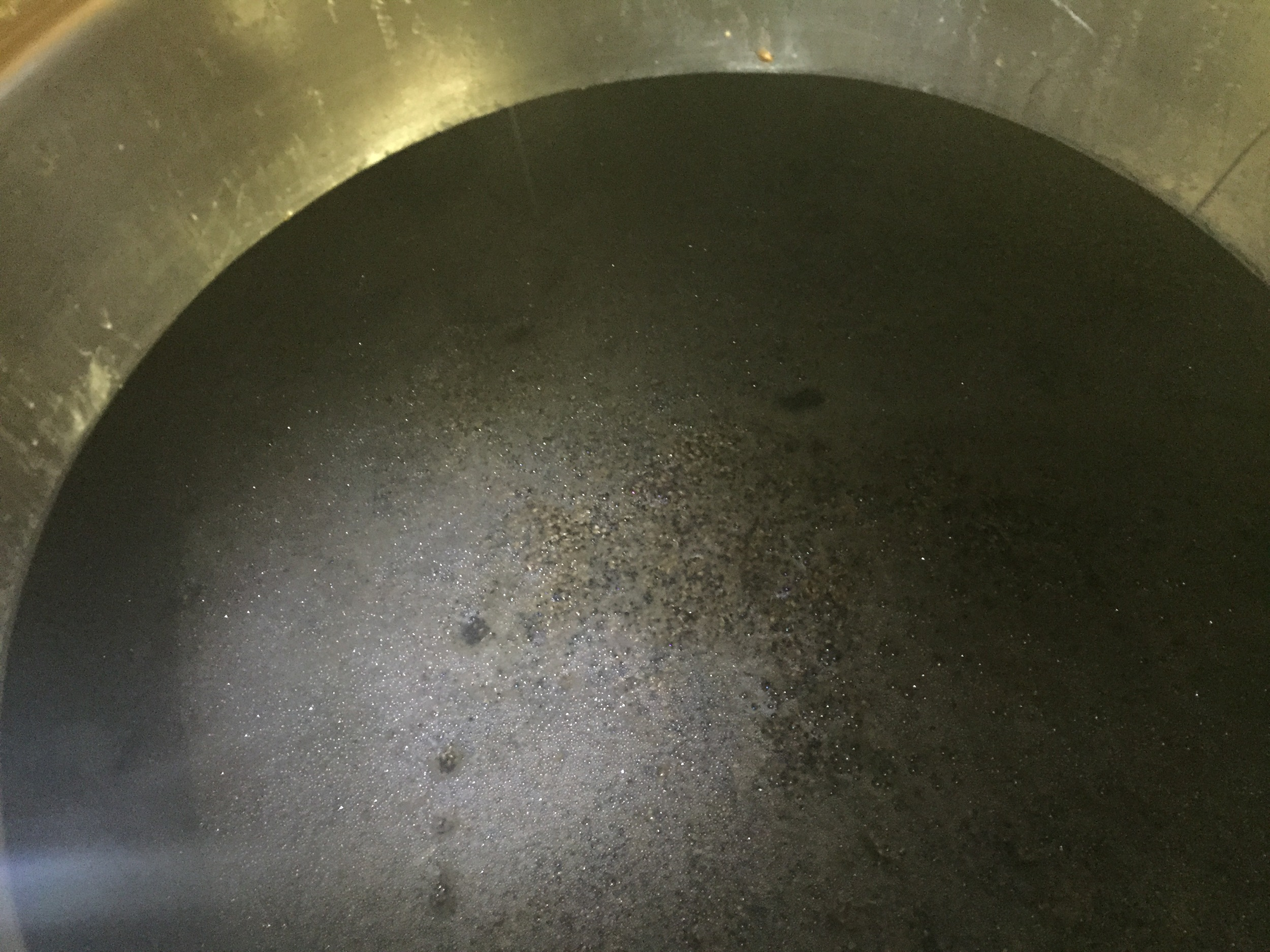 Grain in the Mash