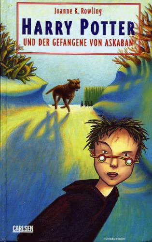 Harry Potter   and The Prisoner of Azghaban   (Deutsch version)