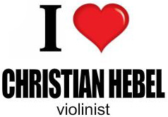 Love..Like..Fan of Christian Hebel? Follow his Fan Network - find details  here