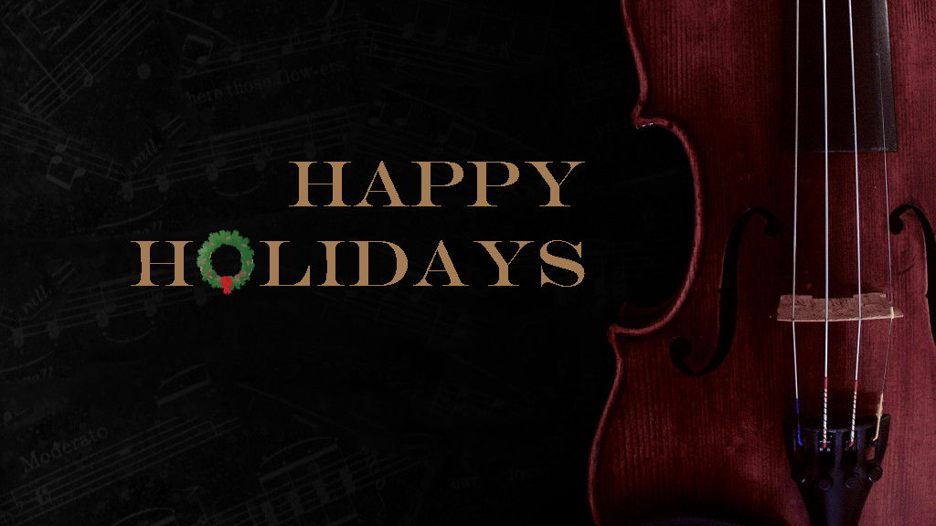 Wishing   @ christianhebel   ,  @ RachaelEHarris   , all our followers, fans & friends, Happy Holidays! Enjoy, have fun, be safe!