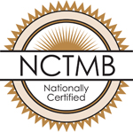 Nationally Certified in Therapeutic Massage and Bodywork