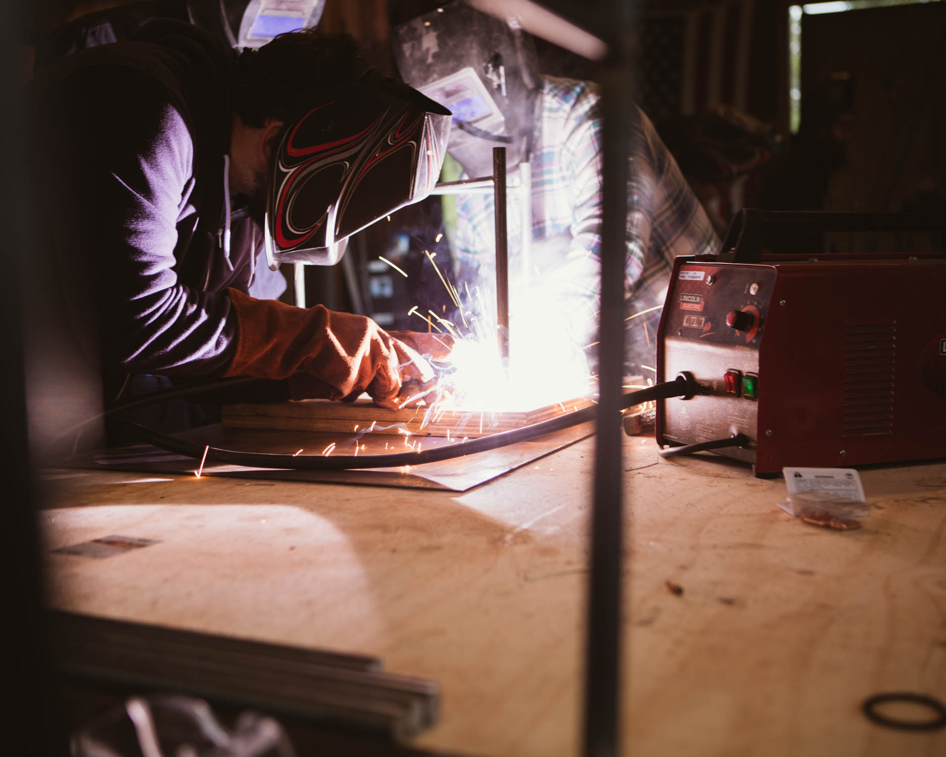 WELDING CAMPS FOR ALL -