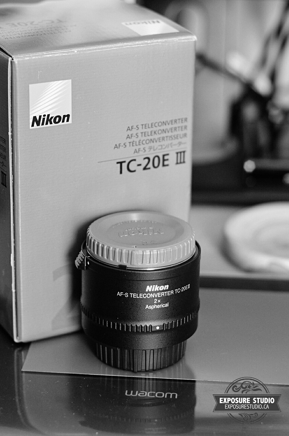 Small, compact and light the new Nikon TC-20E III teleconverter will get the job done.