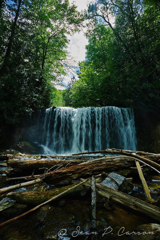 Summer at Hoggs Falls
