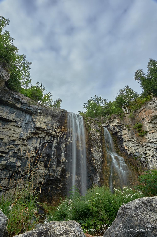 Summer at Eugenia Falls