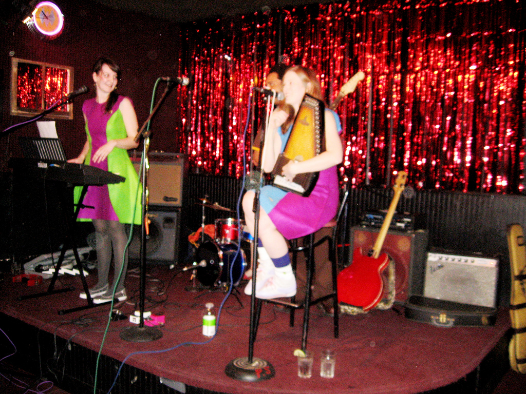 Ladystein at Parkside Lounge